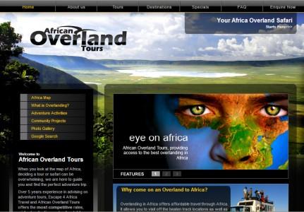 www.africanoverlandtours.com