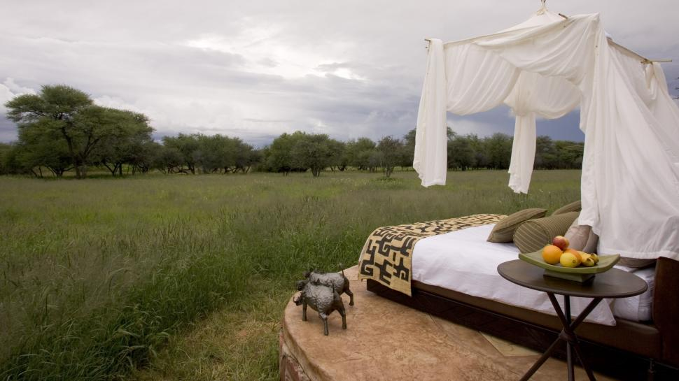 Okonjima Lodge Bush Suite Villa